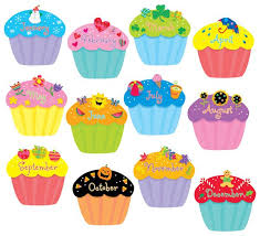birthday cupcakes clipart. Delighful Cupcakes To Birthday Cupcakes Clipart H