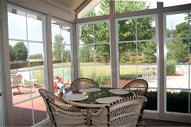 Sunroom Windows Awesome Copy  Cathedral Sunroom Windows Design