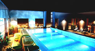 cool indoor lighting. pool largesize the indoor iranews amazing hotel at night with cool lighting design r