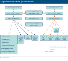 diagram of health care system