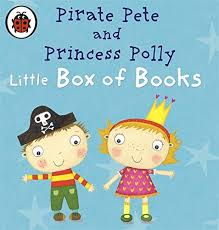 Amazon.com: Pete and Polly's Little Box of Books (9780723281559): Ladybird:  Books