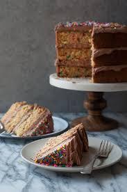 The Most Perfect Yellow Birthday Cake Recipe Amanda Frederickson