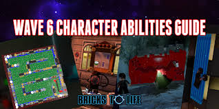 lego dimensions wave 6 new abilities guide bricks to life a whole bunch of new abilities have been unlocked wave 6 characters from the new fuse box minigame puzzle to the parsel tongue doors