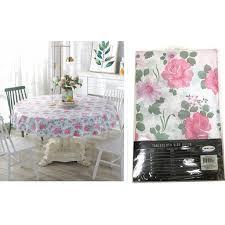 heavy duty vinyl tablecloth with