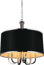 world 9848p24 6 601 black orchid light drum shade chandelier with inspirations 17