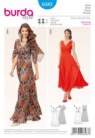 Burda Patterns Simple Burda Style Pattern 48 Dress Burda Patterns Pinterest Burda