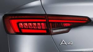 Audi A4 Back Lights 2016 Audi A4 Florett Silver Tail Light Hd Wallpaper 127