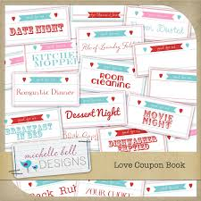 Make A Printable Coupon Make The Best Of Your Nest Valentine Coupon Book Free Printable