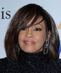 Whitney Houston Hairstyles Whitney Houston Style Fashion Looks Stylebistro