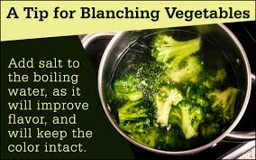 A Beginners Guide To Blanching Vegetables The Right Way