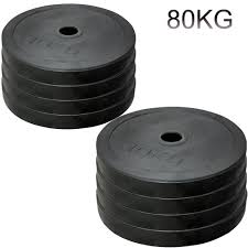 2 5cm olympic weight plates set 80kg and olympic weight plates set maxstrength net