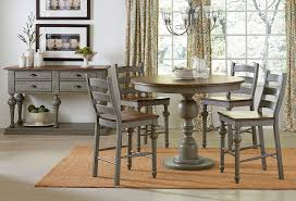 counter height dining table set. Colonnades Counter Height Dining Room Set Table