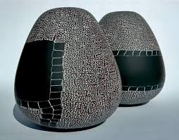 hilary-crawford-murrini-glass-sculpture-493x386 | African pottery,  Contemporary pottery, Pottery