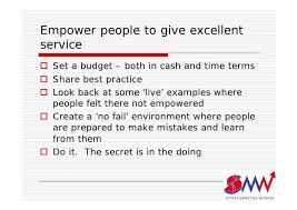 Example Of Best Customer Service How To Provide Excellent Customer Service In Your Leisure Centre