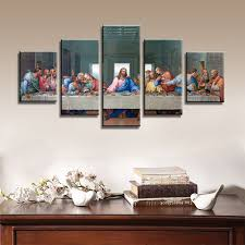 jesus last supper wall art