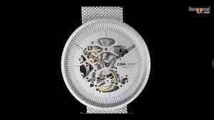 Ciga Design My Mechanical Watch Xiaomi Ciga Design My Series Automatic Mechanical Watch Hollowed Out Design Men Wrist Watch
