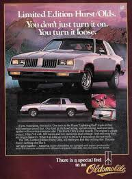 1984 hurst olds end of a great performance run old car memories however the division that 84hurstolds 4 jpg