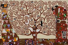 tree of life full gustav klimt paintings