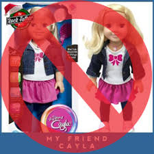 Image result for my doll cayla
