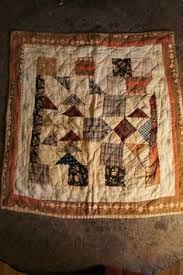 Miniature Quilt - Pattern from