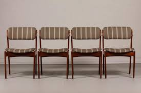 chair fabulous swivel dining chairs with arms elegant mid century od 49 teak dining chairs