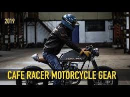 cafe racer motorcycle gear review