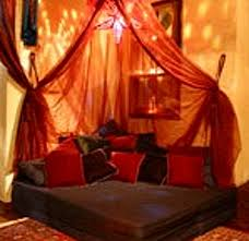 Moroccan Bed. How can i make this? | Homes | Pinterest | Bedroom ...