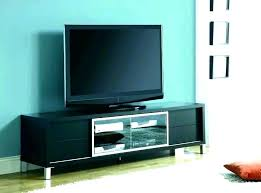 stand inch light oak stands flat screen high tv for 55 black glass inches television f