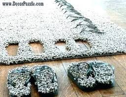 cool bath mats unusual shaped unique bathroom rugs rug ideas on home improvement inspiring m