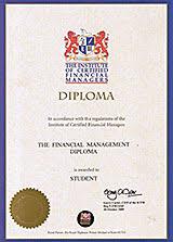 Программа Финансовый менеджмент Учебно методический центр  Программа Финансовый менеджмент Диплом icfm
