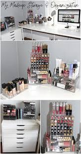 Diy Storage Container Ideas Makeup Storage Fabric Storage Boxes Binskeup Forkeupstorage Best