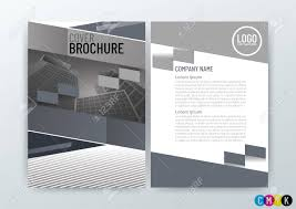 Company Backdrop Design Abstract Modern Backdrop Design For Business Brochure Template