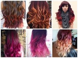 Burgundy Hair Dye Ideas