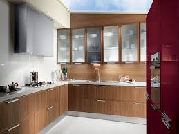 Walnut Kitchen Cabinet Modern Walnut Kitchen Cabinet