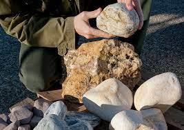 how to create a rock garden the