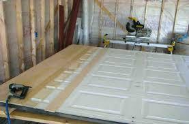 diy wood garage doors wood garage door innovative carriage garage doorade my own inexpensive diy wood garage doors