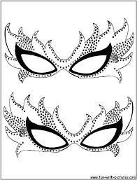 Mask Templates For Adults Custom X Carnival Mask Template Printable Templates For Word Coloring Pages