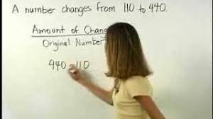 percent increase mathhelp pre