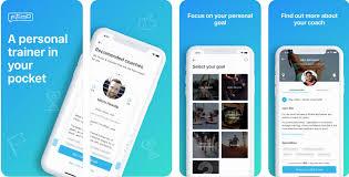 health coaching app like fitmo