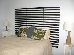 ... Easy Diy Headboard Best Weekend Project: Build An Easy To Make Slatted  Headboard | Bedrooms ...