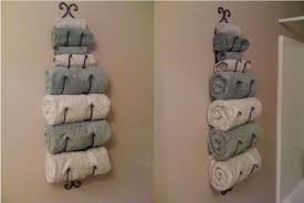 towel holder ideas. Fresh Ideas For Towel Rack In Bathroom 22198 Shelves Wall Mounted Holder