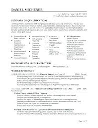 Resume Good Examples Good And Bad Resume Examples Resume Summary ...