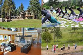 4 day yoga retreat in cle elum with