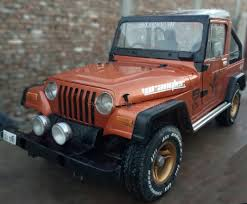 Jeep Wrangler Special Edition 1982 for sale in Dera ismail khan ...