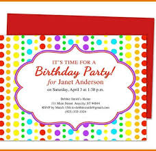 Word Template For Invitation Template Invitation Card Word Invitation Templates Free