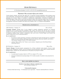 Magnificent Property Leasing Manager Resume Gallery Entry Level