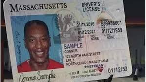 New Massachusetts For Driver's Revealing Rmv Design Licenses