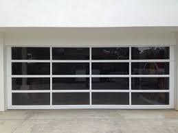garage doors san diegoContemporary Glass Garage Doors San Diego CA  Castle Improvements