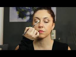 what color makeup goes best with a black brown white dress makeup tricks you