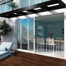 accordion patio doors. Moving Glass Wall Systems 3-panel Pocket Door Accordion Patio Doors S
